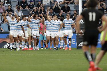 Los Pumas rompen la historia con su primer triunfo sobre los All Blacks