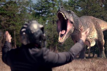The Jurassic Games: La película que mezcla a los Juegos del Hambre con Jurassic Park