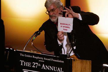 Los Razzies critican el premio para películas populares de la Academia