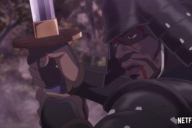 Un vistazo al opening de Yasuke, el nuevo anime de Netflix