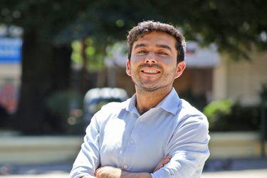 """Pedro Muñoz (PS): """"La Constitución debe ser representativa y la derecha existe adentro y afuera de la Convención"""""""