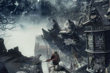 The Dark Souls III: The Ringed City