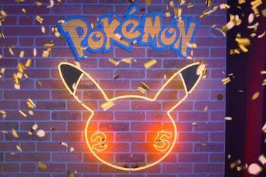 El viernes será dada a conocer al canción de Katy Perry por el 25° aniversario de Pokémon