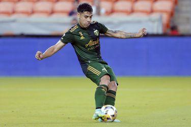 Felipe Mora pide Selección: sigue de racha en Portland Timbers