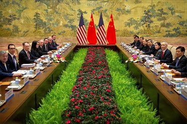 Negociaciones comerciales de China y Estados Unidos