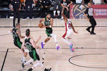 Boston derrota a Miami en el quinto juego de las finales del Este