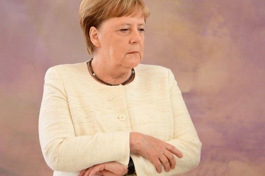 Amgela Merkel