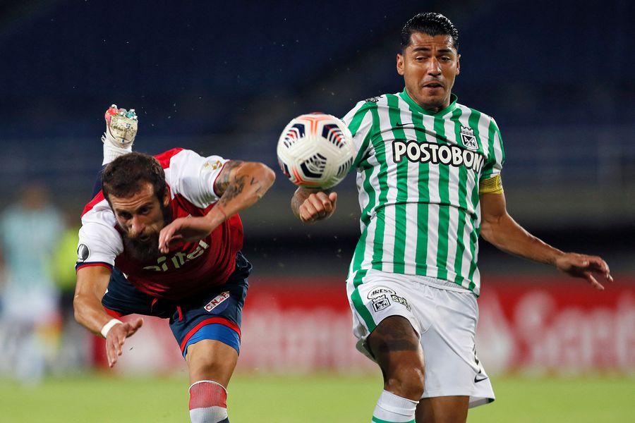El empate entre Nacional de Medellín y Nacional de Montevideo fue un buen resultado para Universidad Católica.