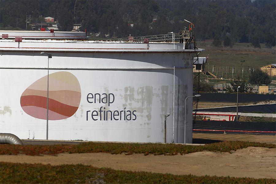 Refineria Enap Quintero.