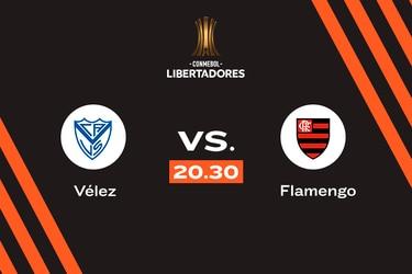 Vélez vs. Flamengo