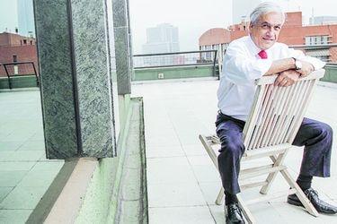 Sebastián Piñera reportajes