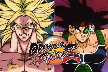 No te pierdas el tráiler de lanzamiento de Broly y Bardock para Dragon Ball FighterZ