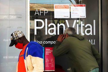 AFP Plan Vital adelanta pagos del tercer retiro para Cuenta Rut
