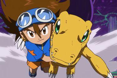 Digimon Adventure tendrá un estreno mundial a través de Crunchyroll