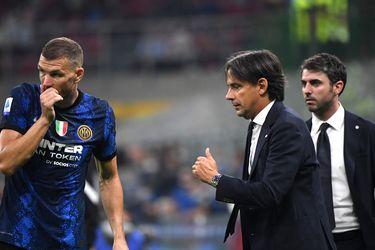 "Simone Inzaghi, DT de Inter: ""Sánchez entró de buena manera al partido, a un alto nivel"""