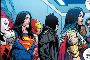 Un epílogo de Dark Nights: Death Metal adelantaría lo que vendrá en los cómics de DC tras Future State