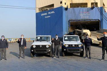 Colombia y Perú, los primeros en recibirlo: el Suzuki Jimny indio comienza a llegar a Sudamérica
