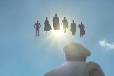 """Con un tráiler Netflix presenta a """"El Legado de Júpiter"""", su próxima serie de superhéroes"""