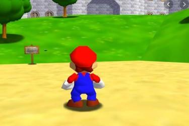 Hacen funcionar Super Mario 64 en una Sega Dreamcast