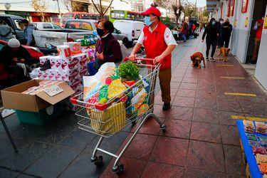 Encuesta muestra que el 60% de quienes retiren sus fondos lo destinará a alimentos y productos de primera necesidad