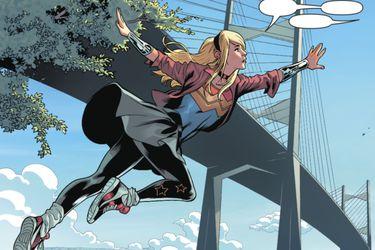 Young Justice cambió nuevamente el origen de Wonder Girl