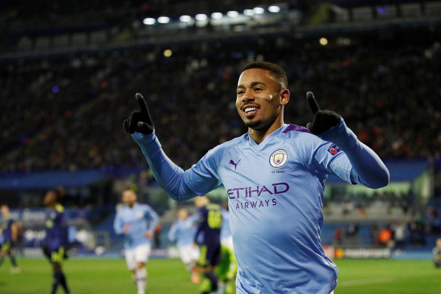 Gabriel Jesús, Manchester City,