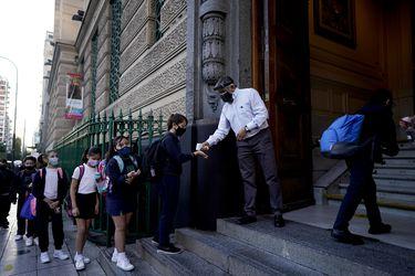 El desafío del macrismo a Alberto Fernández que hay tras el gallito por la apertura de escuelas en Buenos Aires