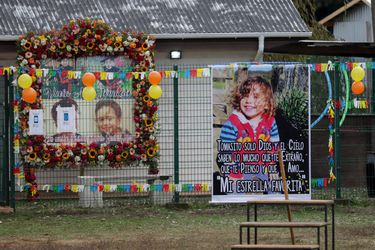 Con una despedida masiva sepultan a Tomás Bravo en Raqui