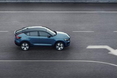 Volvo presenta el C40 Recharge y da otro paso hacia una electrificación total