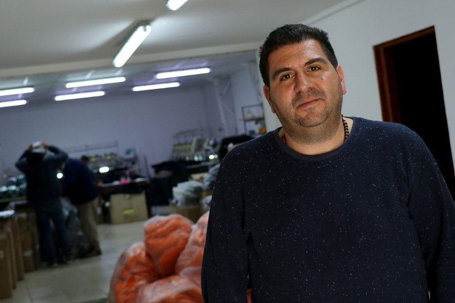 09 Mayo 2019Entrevista a Nicolas Abusada, ex ANFP.