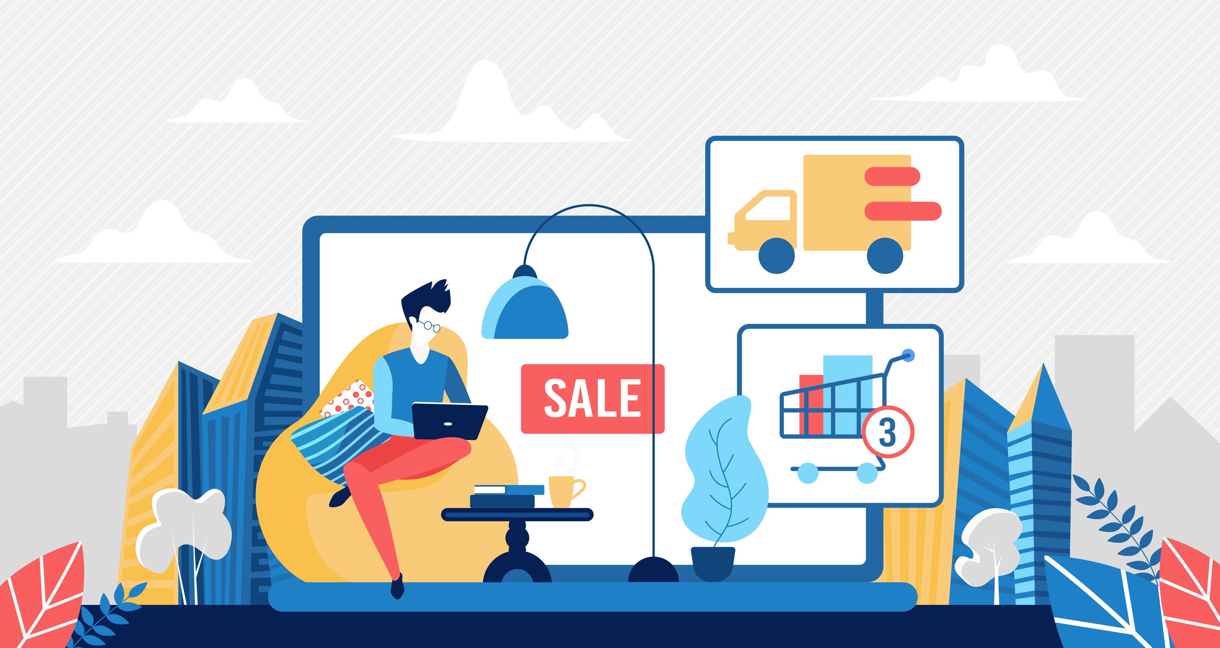 Consejos para comprar online de manera segura y fácil - La Tercera