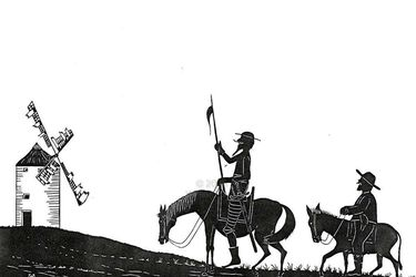 En un lugar del cono sur que no quiero acordarme: El Quijote visto desde Chile