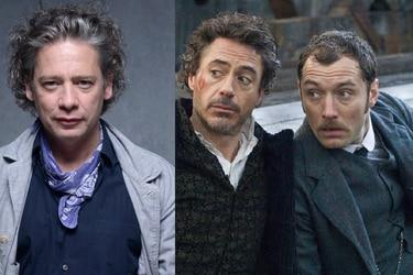 "Dexter Fletcher dirigirá ""Sherlock Holmes 3"""