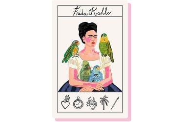 """""""Todos quieren ser alguien, yo no quiero ser nadie"""", Frida Kahlo"""