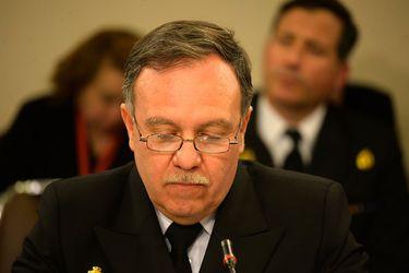 Comandante en Jefe de la Armada arrojó positivo en test de coronavirus