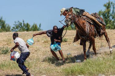 El viaje de los haitianos