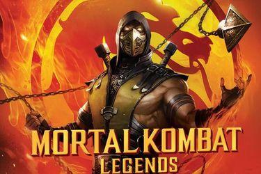 En abril saldrá a la venta la película animada Mortal Kombat Legends: Scorpion's Revenge