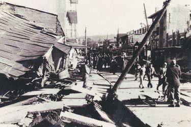 Un terremoto en streaming: Valdivia, 1960