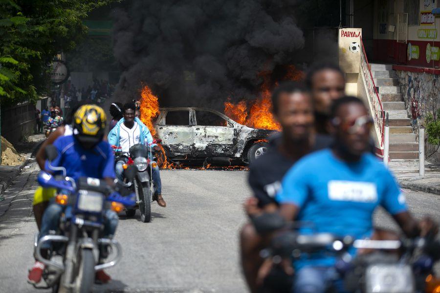 Resultado de imagen para Haití al borde de un estallido social