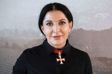 Marina Abramovic, precursora de la performance, recibe el Premio Princesa de Asturias de las Artes