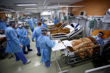 Covid-19 en Sudamérica: radiografía al peor momento de la segunda ola de la pandemia