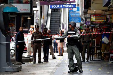 Explosiones en Bangkok