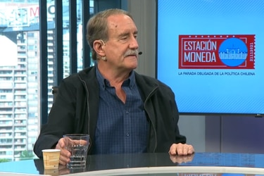 """Eduardo Artés: """"Hay otros que piensan que por la vía de la institucionalidad es posible hacer cambios"""""""