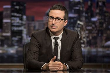 Last Week Tonight with John Oliver anuncia su séptima temporada