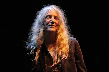 """Patti Smith: """"Hay que dar muchos pasos para conseguir ser libre"""""""