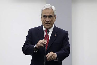 """Piñera valora inicio de acuerdo entre China y EEUU: """"En vez de enfrentarse deben liderar soluciones"""""""