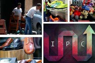 El IPC sube más de lo esperado en diciembre por el alza del calzado, los muebles y los juguetes