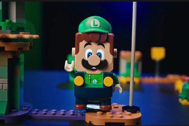 Luigi tendrá su propio set de Lego