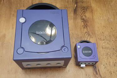 "YouTuber creó una ""GameCube Classic"" completamente operativa"