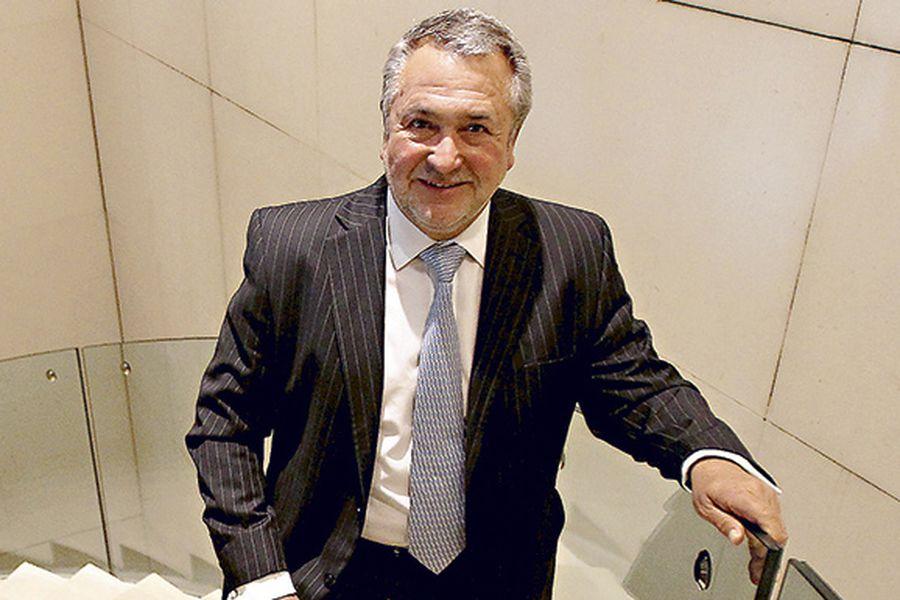 Jorge Atton  Director de Enel Generación